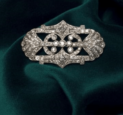 Stylowa biżuteria antyczna